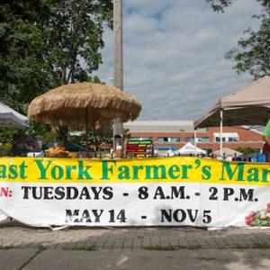 East York Farmer's Market