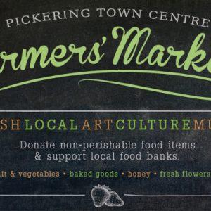 Pickering Farmers Market