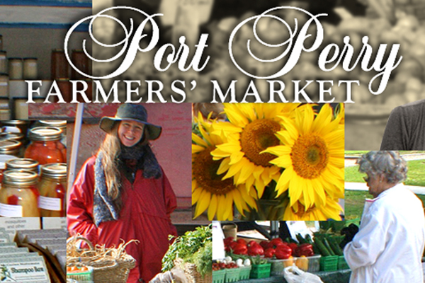 Port Perry Farmer's Market