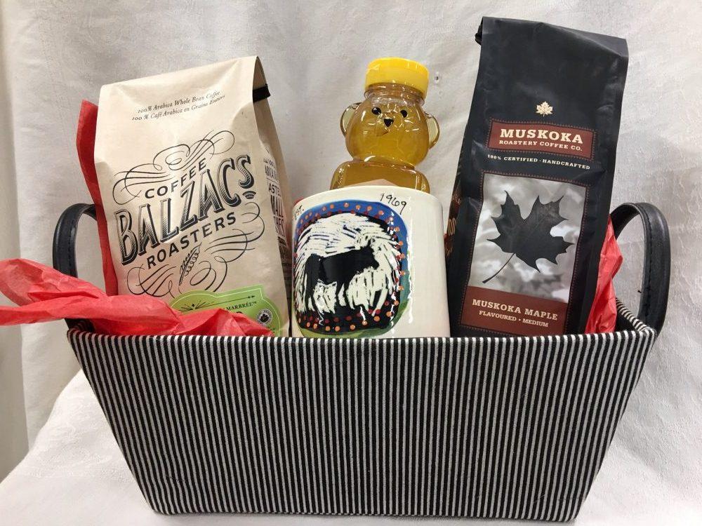 Gift baskets willowtree farm caffeine a holic negle Choice Image
