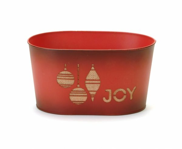 Red Joy container