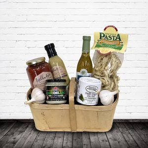 Garlic-y Goodness gift basket